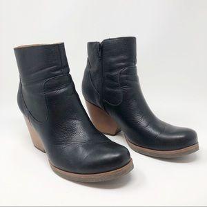 Korks by Kork-Ease Patrina Leather Booties